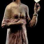 Ilario Fioravanti Dall'ombelico in su Sculture e sanguigne